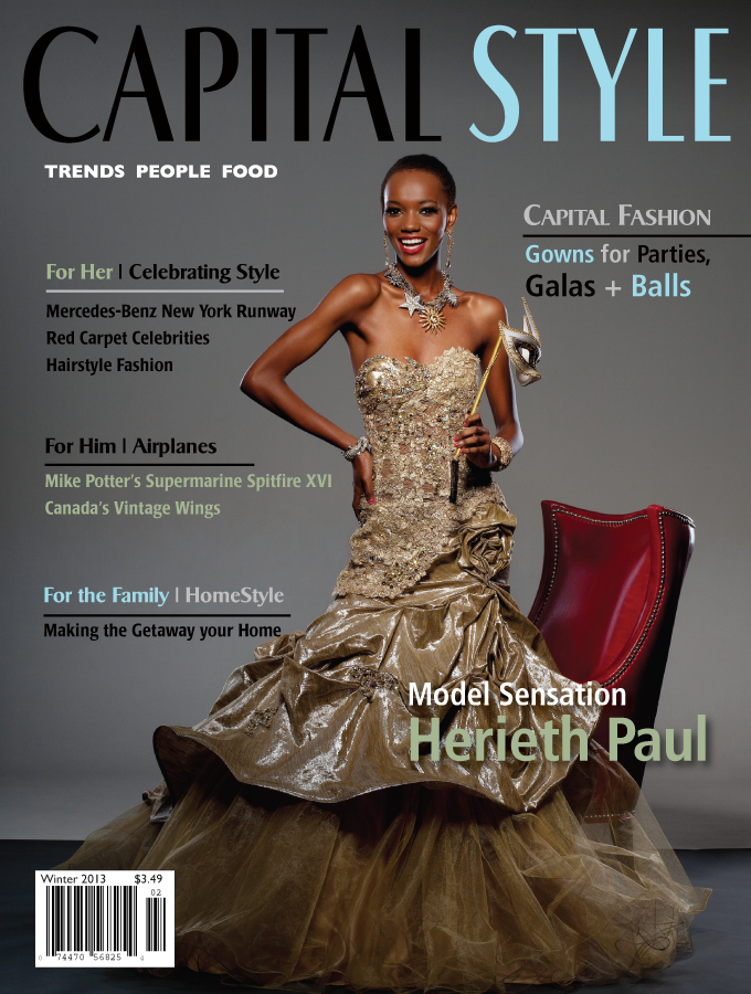 CAPITAL STYLE W13 Cover