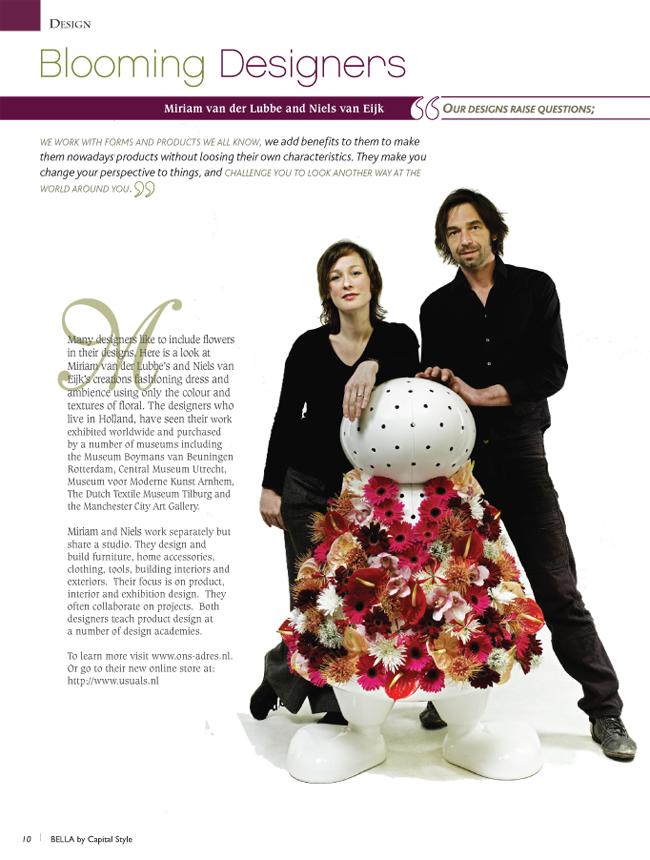 CS BELLA Blooming Designers 10