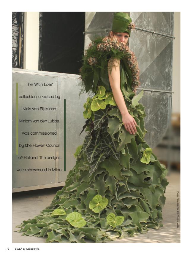 CS BELLA Blooming Designers 12
