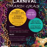 Carnival Mardi Gras 2015